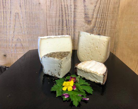 Plateau de fromage vente en ligne Box Brebis Gouttssa Finistère