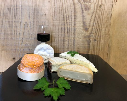 Plateaux de fromage click and collect Brest